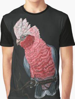Roseate Cockatoo | Galah Graphic T-Shirt