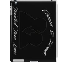 Tainted True Love iPad Case/Skin