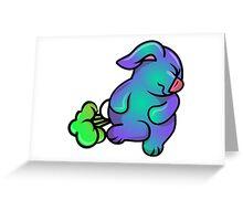 Big, smelly fart! Greeting Card