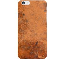 Antique Grunge Leather Texture Design iPhone Case/Skin