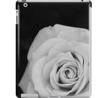 Noir Rose III iPad Case/Skin