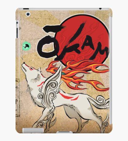 Okakami iPad Case/Skin