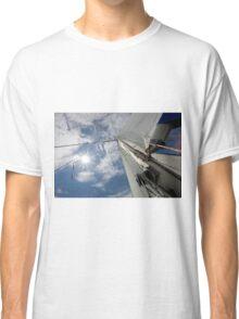 Sail and Mast Classic T-Shirt