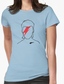 David Bowie - Aladdin Sane Womens Fitted T-Shirt