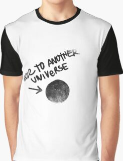 Hole to another Universe vintage Graphic T-Shirt