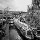 Camden Lock London by Lynn Bolt