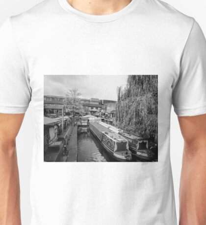 Camden Lock London Unisex T-Shirt