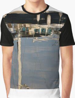 Marina Reflections Graphic T-Shirt