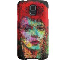 A  Tribute to David Bowie Samsung Galaxy Case/Skin
