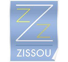 Team Zissou - wes anderson - life aquatic Poster