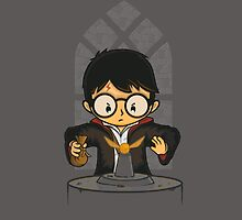Indiana Potter by IdeasConPatatas