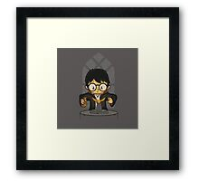 Indiana Potter Framed Print