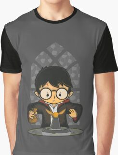 Indiana Potter Graphic T-Shirt