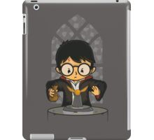Indiana Potter iPad Case/Skin