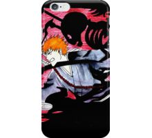 Death walks with you iPhone Case/Skin