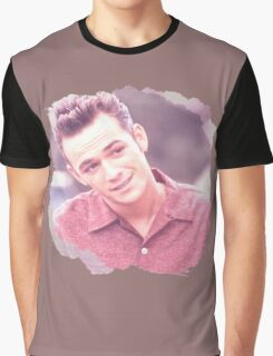 90210- Dylan Graphic T-Shirt