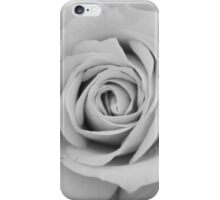 Noir Rose II iPhone Case/Skin