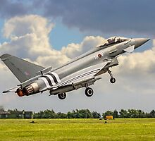 D-Day Typhoon FGR.4 ZK308/TP-V hauling out by Colin Smedley