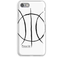 Basketball Symbol iPhone Case/Skin