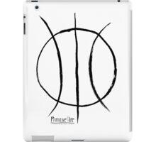 Basketball Symbol iPad Case/Skin