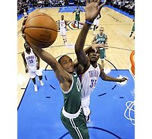 Lil B Dunks on Kevin Durant (Cursed) Photographic Print