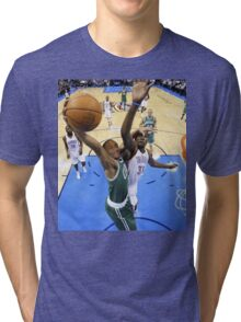 Lil B Dunks on Kevin Durant (Cursed) Tri-blend T-Shirt