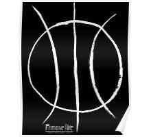 Basketball Symbol WoB Poster
