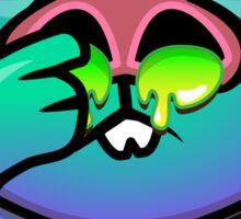 Nose Picker! Sticker