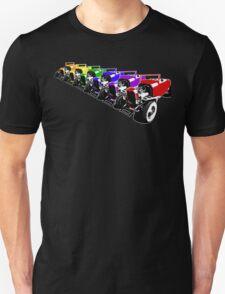 Hot Rod Rainbow T-Shirt