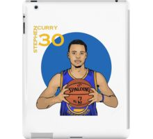 Stephen Curry 30  iPad Case/Skin