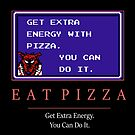Eat Pizza by likelikes