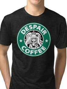 Despair Coffee (Danganronpa) Tri-blend T-Shirt