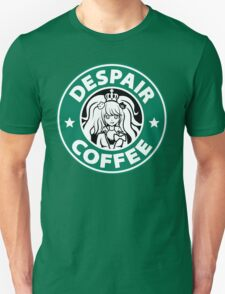 Despair Coffee (Danganronpa) Unisex T-Shirt