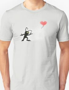 Kingdom Graffiti (Kingdom Hearts) T-Shirt