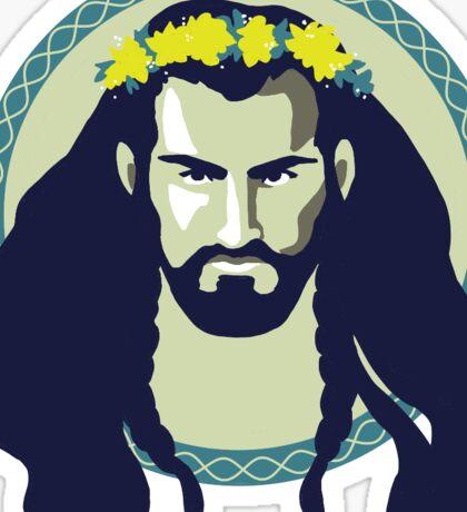 Majestic Thorin Sticker