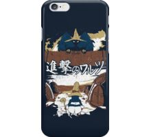 Attack on Waltz - Shingeki no Waltz (Final Fantasy IX) iPhone Case/Skin