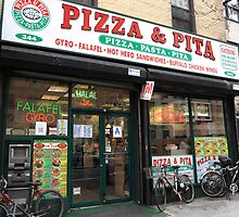 New York City Pizza by Frank Romeo