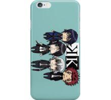 K project chibi iPhone Case/Skin