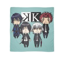 K project chibi Scarf