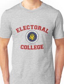 Electoral College-Collegiate Design Unisex T-Shirt
