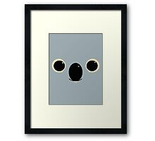Koala Love Framed Print