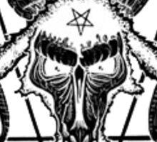 sigil of baphomet Sticker