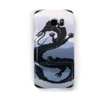 Dragon Haku Spirited Away blue Samsung Galaxy Case/Skin