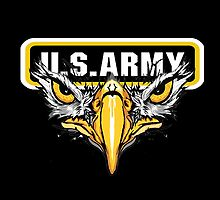 Eagle US Army t-shirts by Hello-Shop