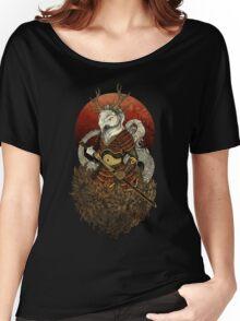 Dragon Samurai - Colour Women's Relaxed Fit T-Shirt