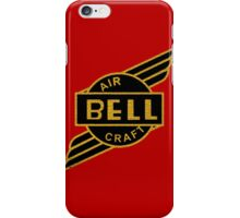 Bell Aircraft iPhone Case/Skin