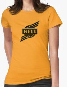 Bell Aircraft Womens Fitted T-Shirt