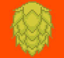 Pixel Hop (CRAFT BEER / HOMEBREW) Kids Tee