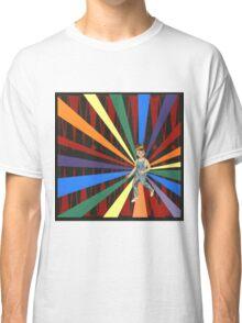 Backgammon Rainbow Boy Classic T-Shirt
