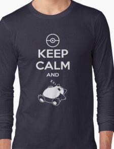 Keep Calm and... zZz (Pokemon) T-Shirt